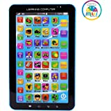 Smiles Creation P1000 Kids Educational Learning Tablet Computer, Black