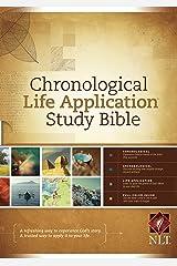 NLT Chronological Life Application Study Bible Kindle Edition