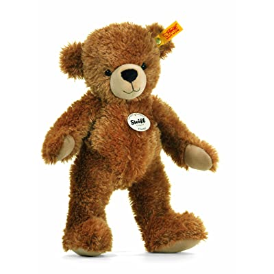 "Steiff Happy 16"" Teddy Bear: Toys & Games"