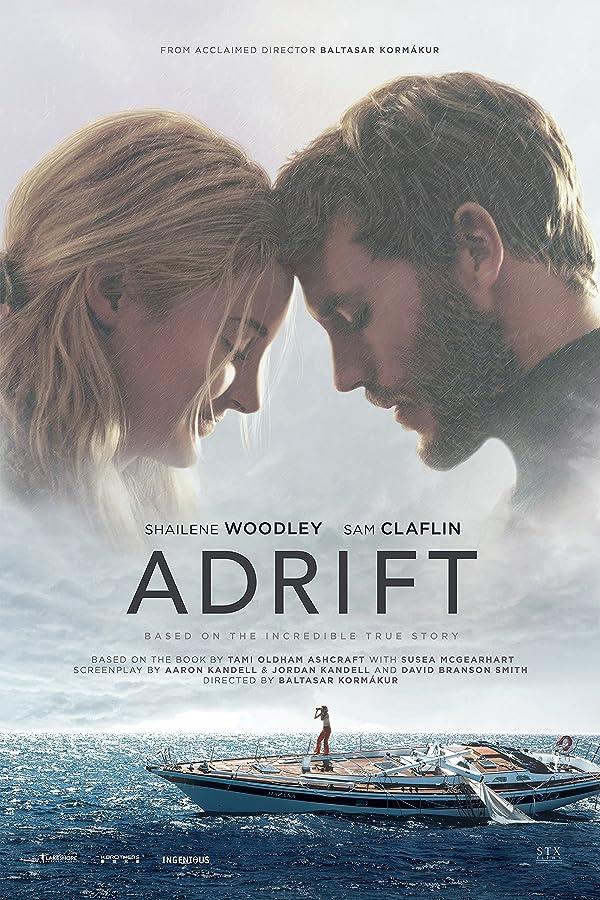 Adrift - <strong>Sam Claflin</strong>