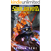 Soulbrand (Weapons and Wielders Book 3)