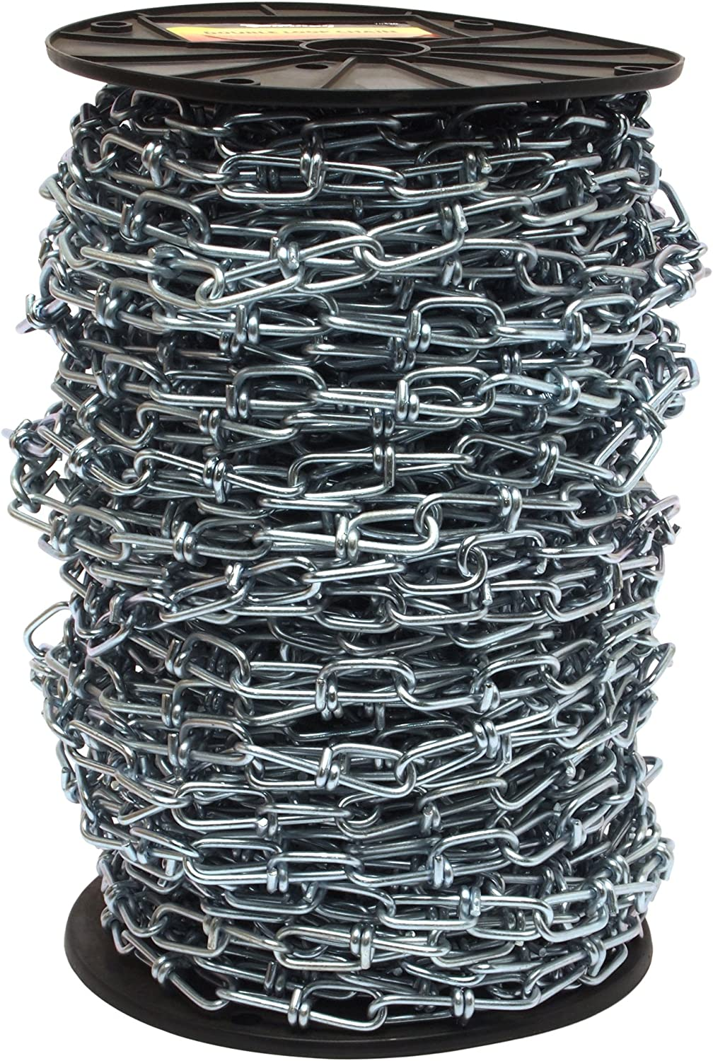 Forney 70420 Double Loop Chain 2//0-by-175-Feet
