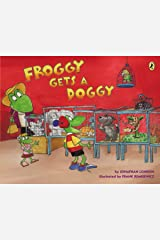 Froggy Gets a Doggy Kindle Edition