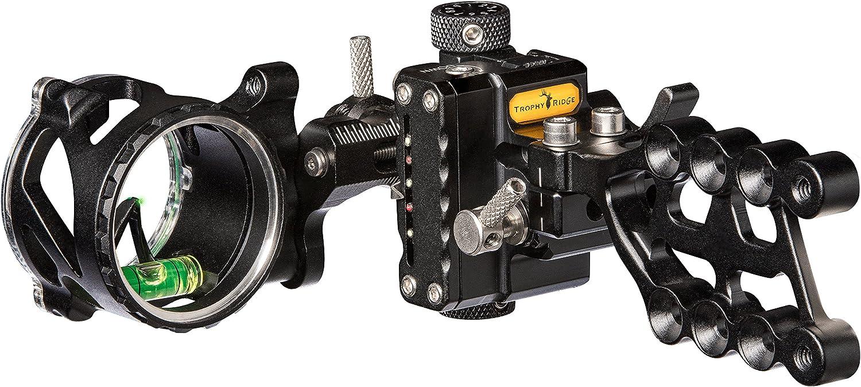 """Escalade Sports AATS2011R19 V-Shaped .019/"""" Single Pin React Alpha Bow Sight"""
