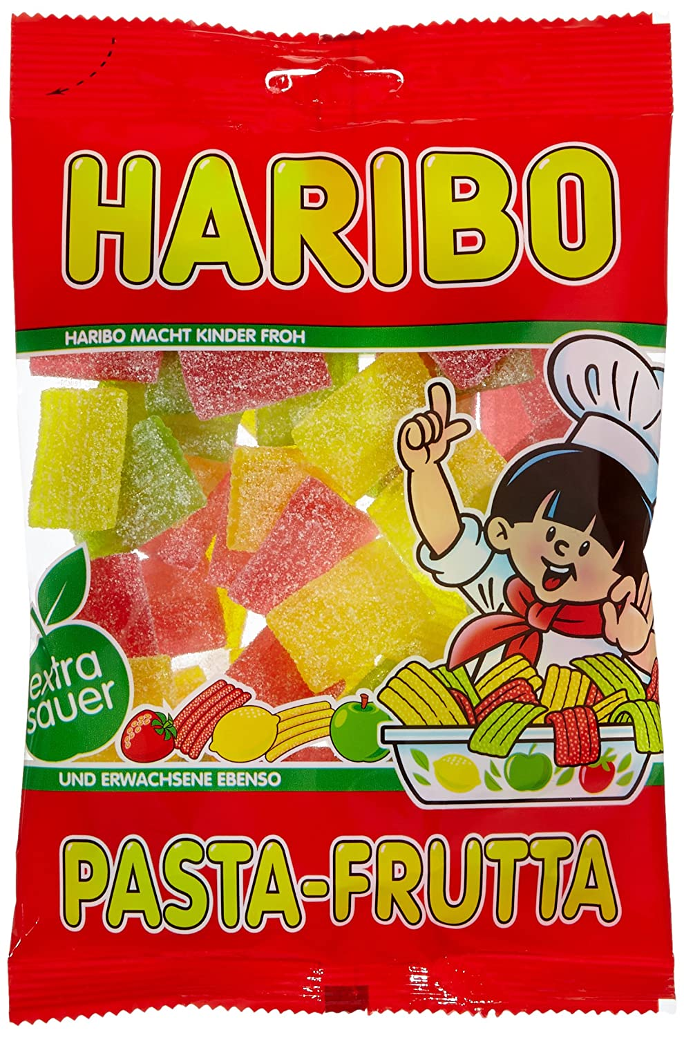 Haribo Pasta-Frutta amazon