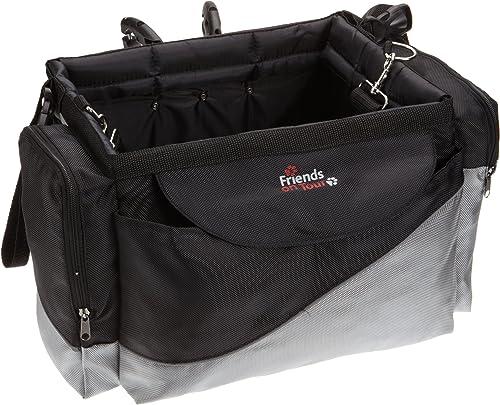 TRIXIE Front-Box de Luxe Hundefahrradkorb
