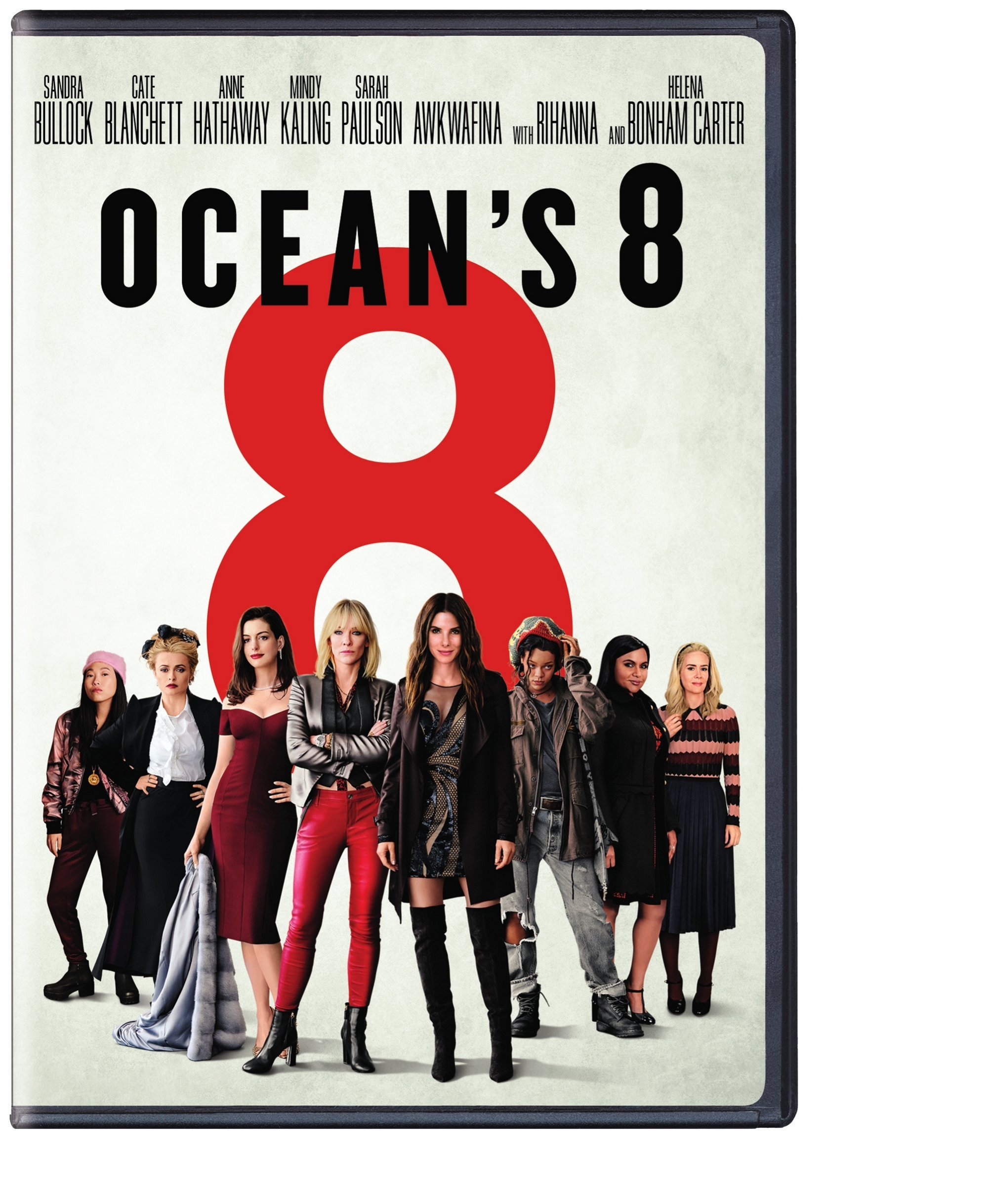 DVD : Ocean's Eight (special Edition) (Special Edition, Dolby, AC-3, Widescreen, Eco Amaray Case)