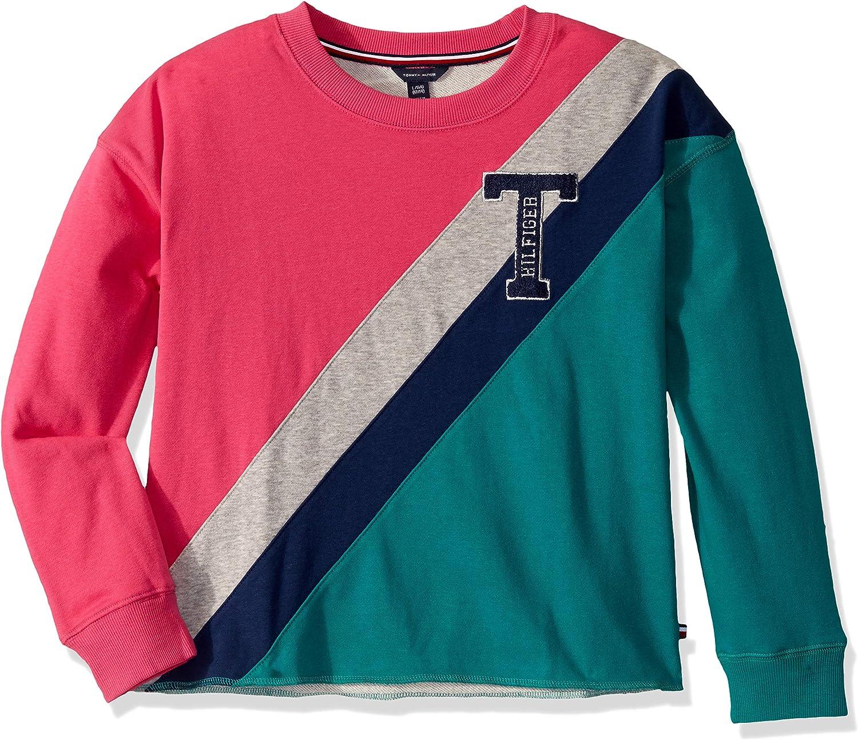 Tommy Hilfiger Girls Long Sleeve Sweatshirt