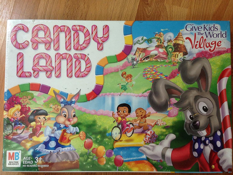 ●日本正規品● Candy Land Give Kids Candy the Village World Village Edition Give (2006) B00DZP7ALO, ルノールリヴィエール:4b88f5ea --- arianechie.dominiotemporario.com