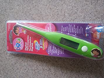 Dora the Explorer Digital Thermometer