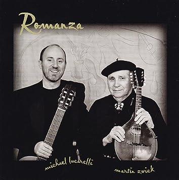 Romanza For Guitar And Mandolin