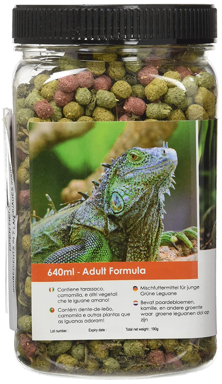 af331fb32eb Reptiles Planet Fruit Formula Adult Repti Gourmet Iguana Food, 640 ml:  Amazon.co.uk: Pet Supplies