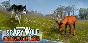 Scary Wolf : Online Multiplayer Game from Tap2Play, LLC
