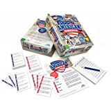 American Trivia Game (Amazon Exclusive) – 5 Categories to Choose from and 1,000 Questions – for Ages 14 and up by Outset…