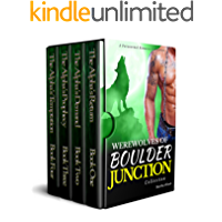 Werewolves of Boulder Junction Collection: A Paranormal Romance Collection