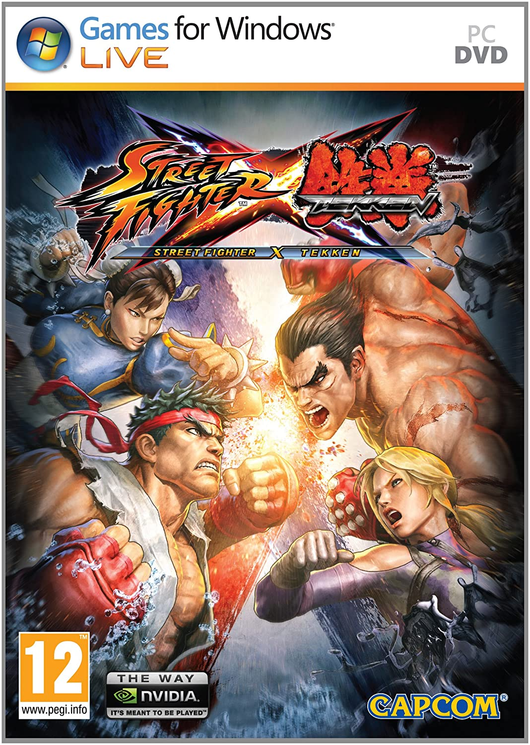 free download game street fighter x tekken for pc