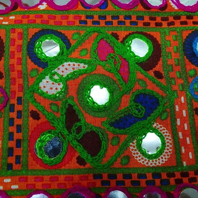 Indische Frauen Traditionelle Rajasthani Jacke Shrug Koti Banjara ...