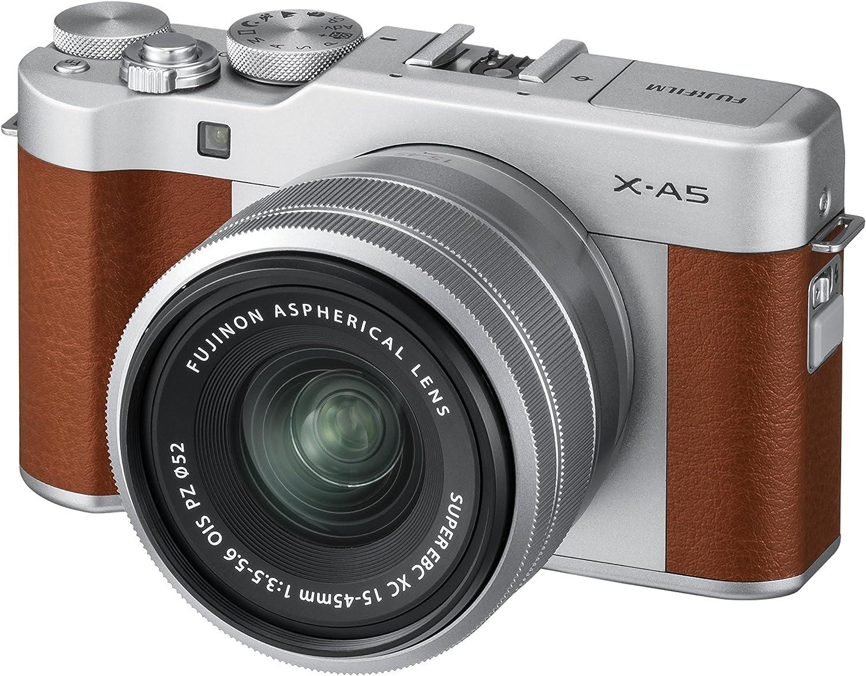 FUJIFILM ミラーレス一眼カメラ X-A5