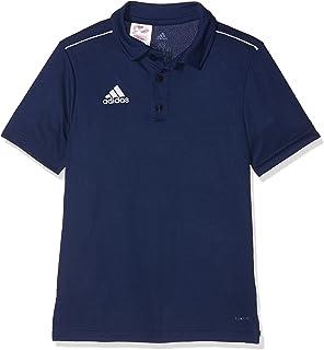 ADIDAS Herren Core18 Polo Shirt: : Sport & Freizeit