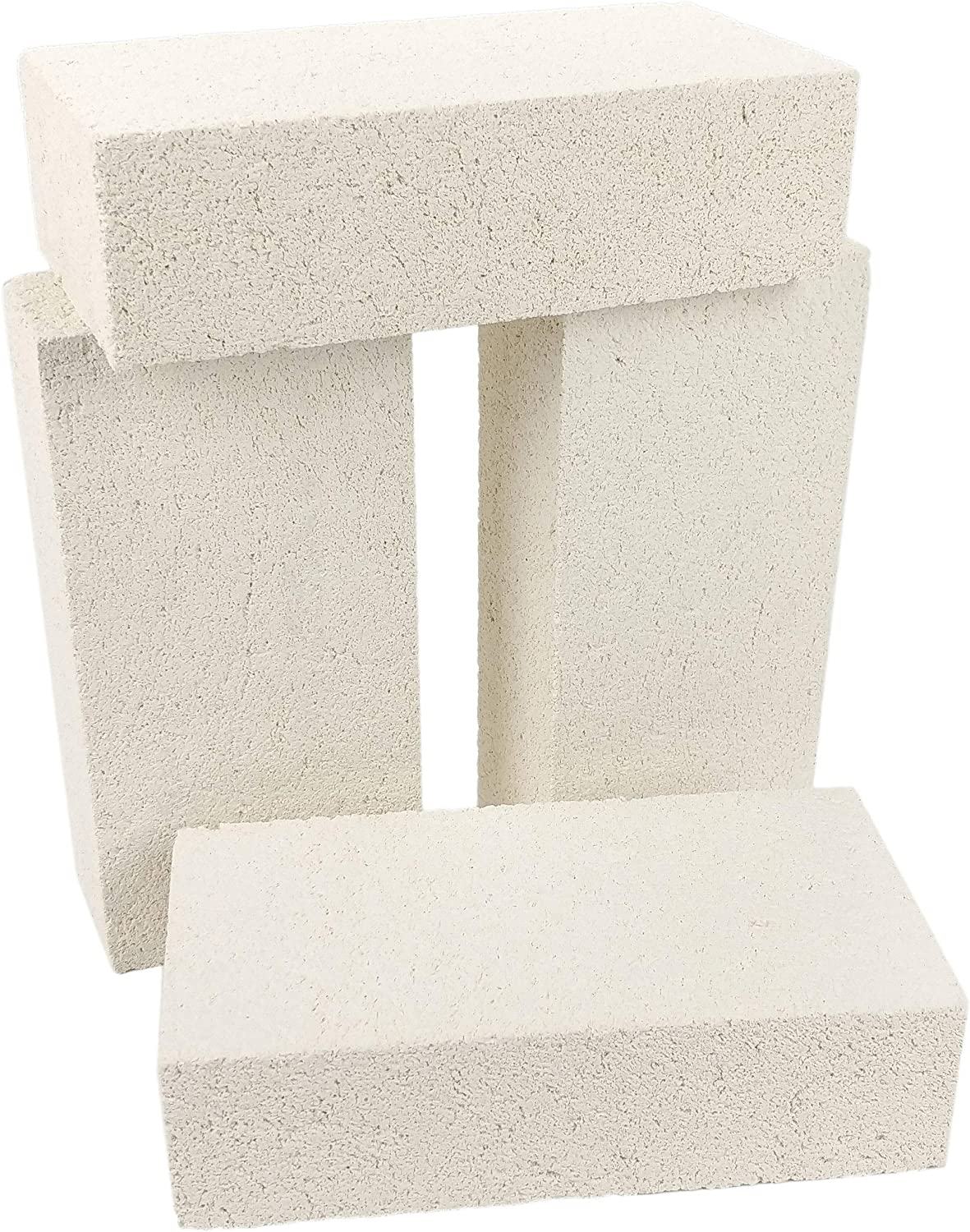 for Kilns Forges K-28 3128T 12-Pack Jewelry Soldering Metal Clay Firing Lynn Manufacturing Insulating Fire Brick 2800F Rated 9 x 4.5 x 2.5