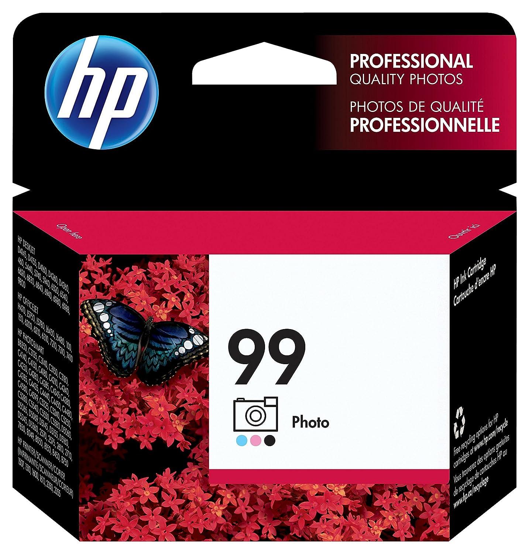 Amazon.com: HP 99 Photo Original Ink Cartridge (c9369wn ...