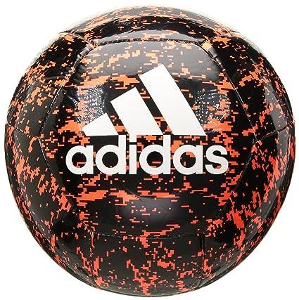 adidas Glider II Soccer Ball, Black, Size 3