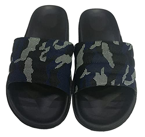 2dae138e96e Hockwood Stylish Comfort Slippers Slide Sandals House Slippers Clogs and  Mules Slip On Slippers - for Men s and Boy s  Buy Online at Low Prices in  India ...