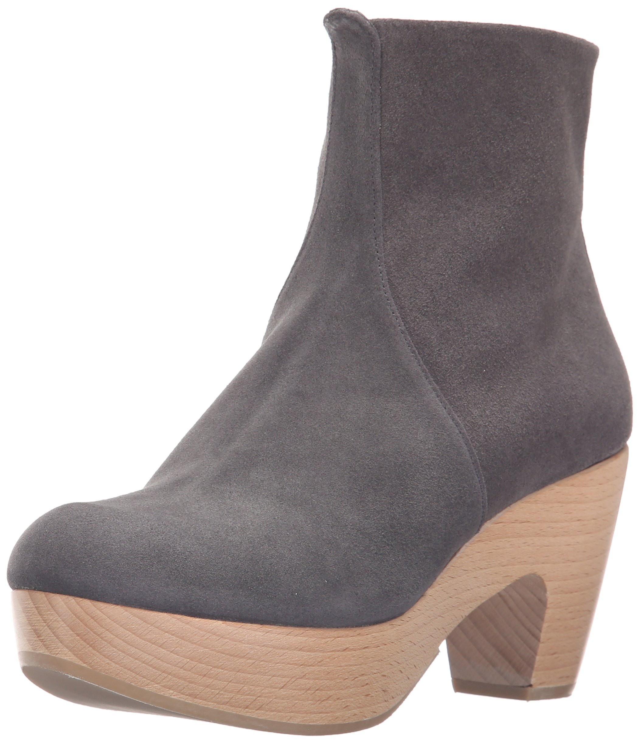 Coclico Women's Tecla Boot, Grey, 40 EU/9.5-10 M US