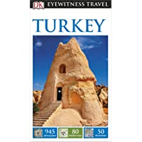 DK Eyewitness Travel Guide Turkey (Eyewitness Travel Guides)