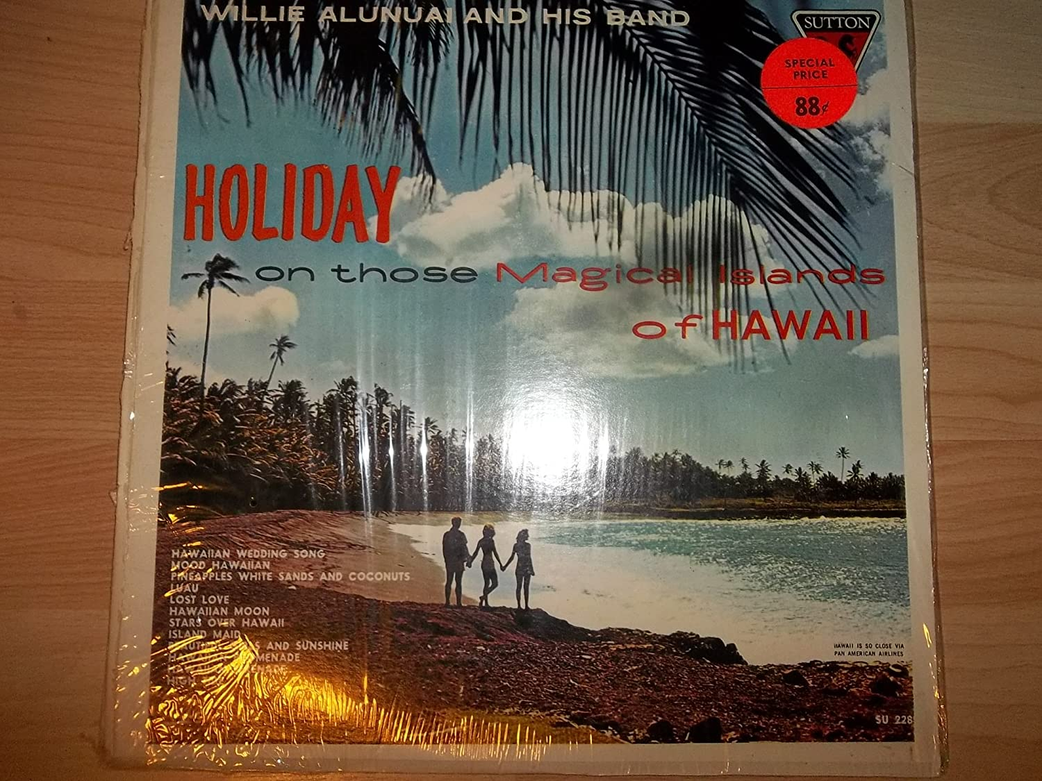 Recommendation Willie Alunuai and his Band Arlington Mall - Magical o on Islands Those Holiday