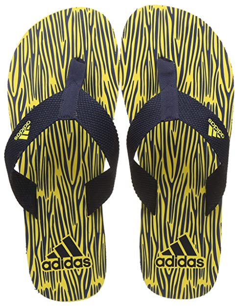 9e62876f05ecb Adidas Men s Aril Attack 2017 M Flip-Flops  Buy Online at Low Prices in  India - Amazon.in