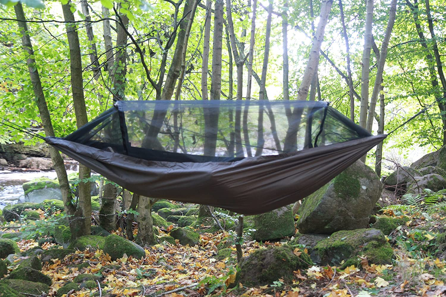 dd travel hammock   bivi   versatile  pact hammock or bivi  coyote brown   amazon co uk  sports  u0026 outdoors dd travel hammock   bivi   versatile  pact hammock or bivi      rh   amazon co uk