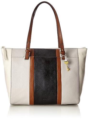 Damen Damentasche - Rachel Shopper Tote Fossil 84FjesPa