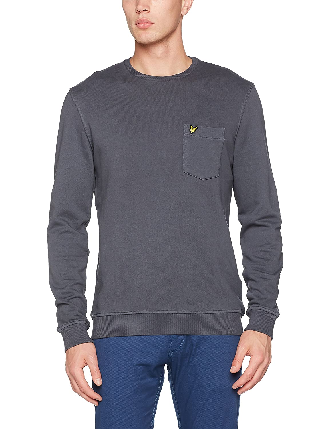 Lyle & Scott Herren Short Garment Dye