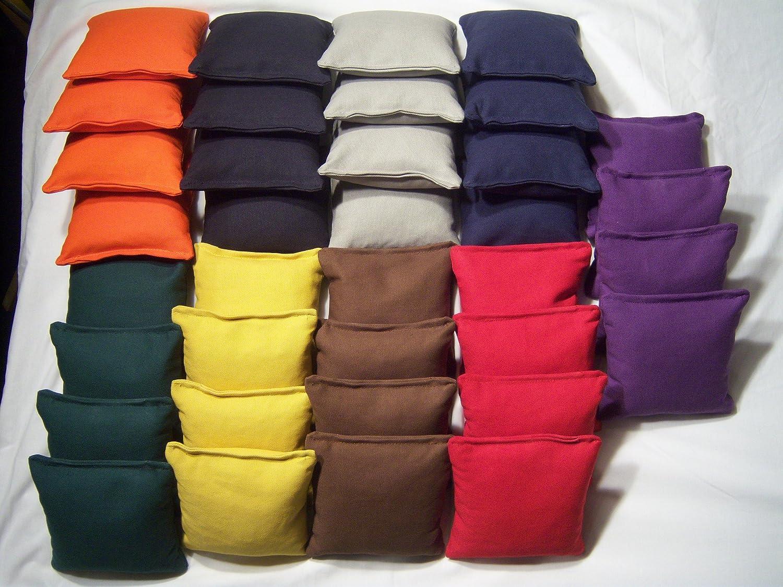 Cornhole Bags Cornhole ACA Regulationを選択する2色 ACA Bags B005MUUA08, 泉佐野市:104b6a84 --- gamenavi.club