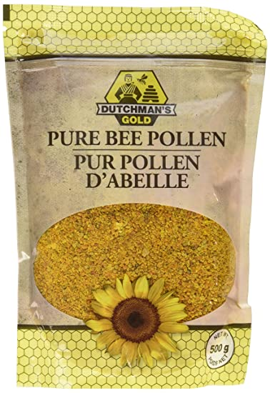 Bee Pollen Granules - 1.1 lbs - 100% American Pollen - Guaranteed Purity  with No