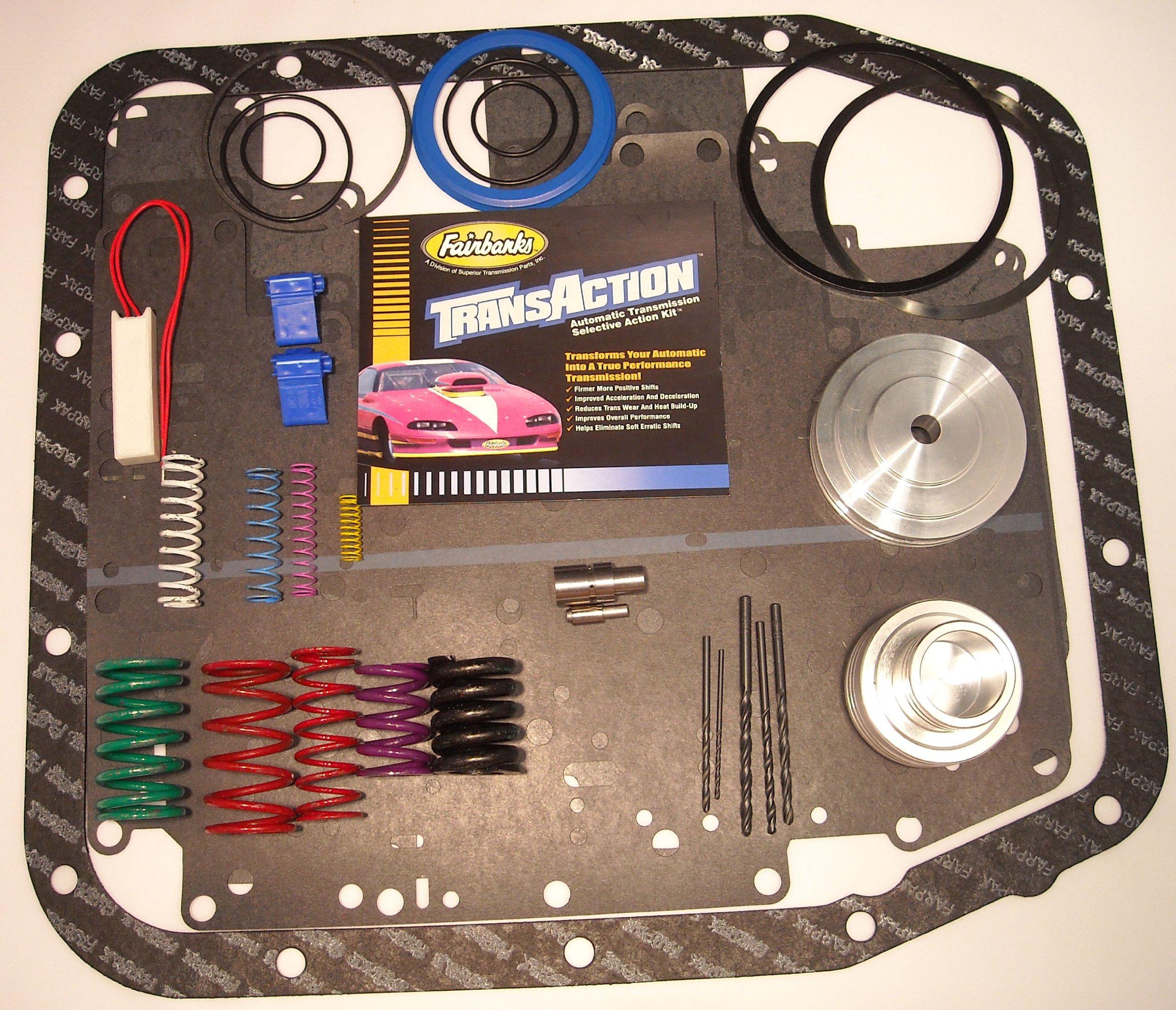 Superior 23007 AOD-E/4R70W Fairbanks Performance Products