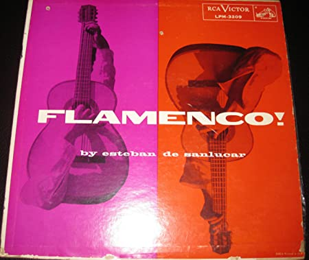 Amazon.com: FLAMENCO by Esteban de Sanlucar: Music