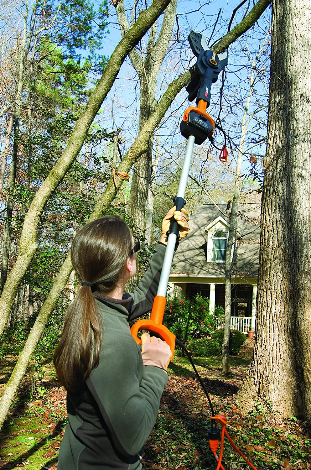 WORX WG308 Chainsaws product image 6