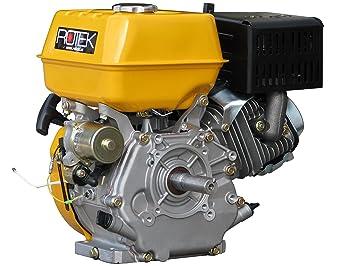 Rotek luftgekühlter 1 de cilindro de 4 del 270 ccm Motor de gasolina, EG4 - 0270: Amazon.es: Bricolaje y herramientas