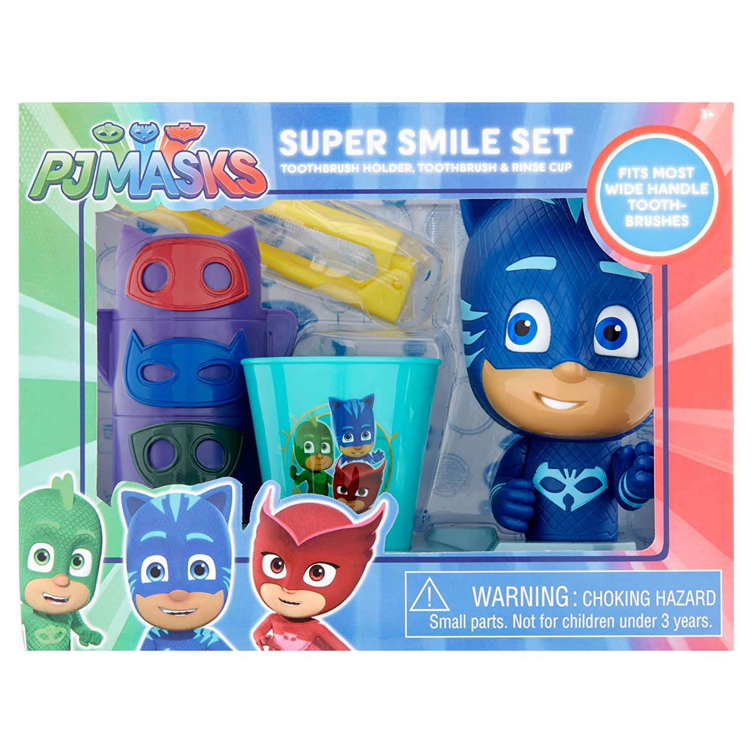 PJ Masks Super Smile Set