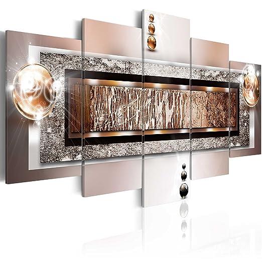 72 opinioni per murando- Moderno Quadro su acrilico vetro 100x50 cm – 5 Parti- Quadro – Stampa