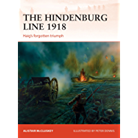 The Hindenburg Line 1918: Haig's forgotten triumph (Campaign Book 315)