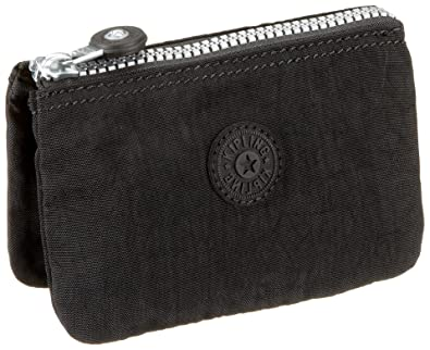 13ef218e8f Kipling Creativity S Women's Purse, Black (Black), 15 x 10 x 5 cm ...