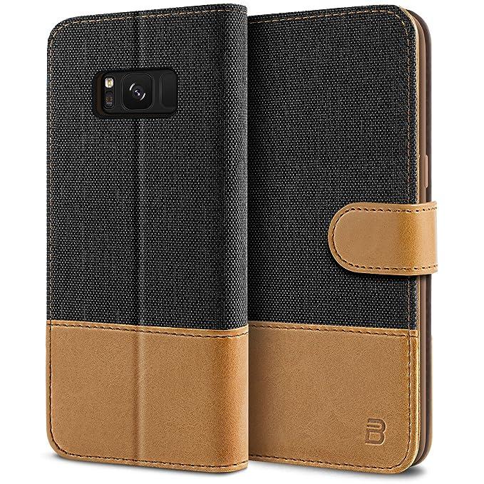 6 opinioni per BEZ Cover Samsung S8, Custodia Compatibile per Samsung Galaxy S8, Custodia