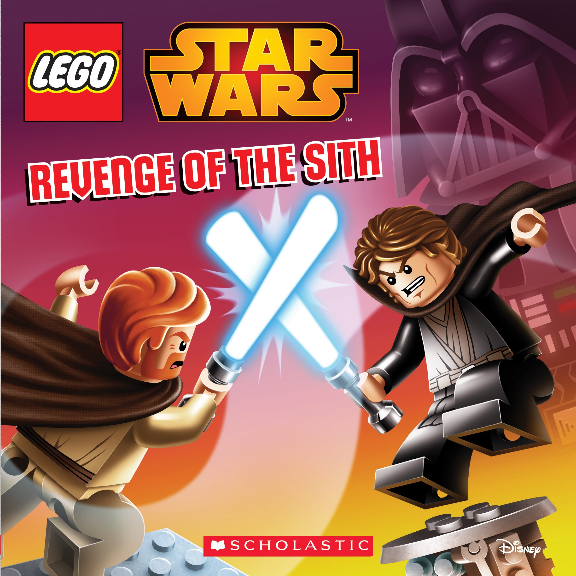 Revenge Of The Sith Episode Iii Lego Star Wars Landers Ace White David A 9780545785242 Amazon Com Books