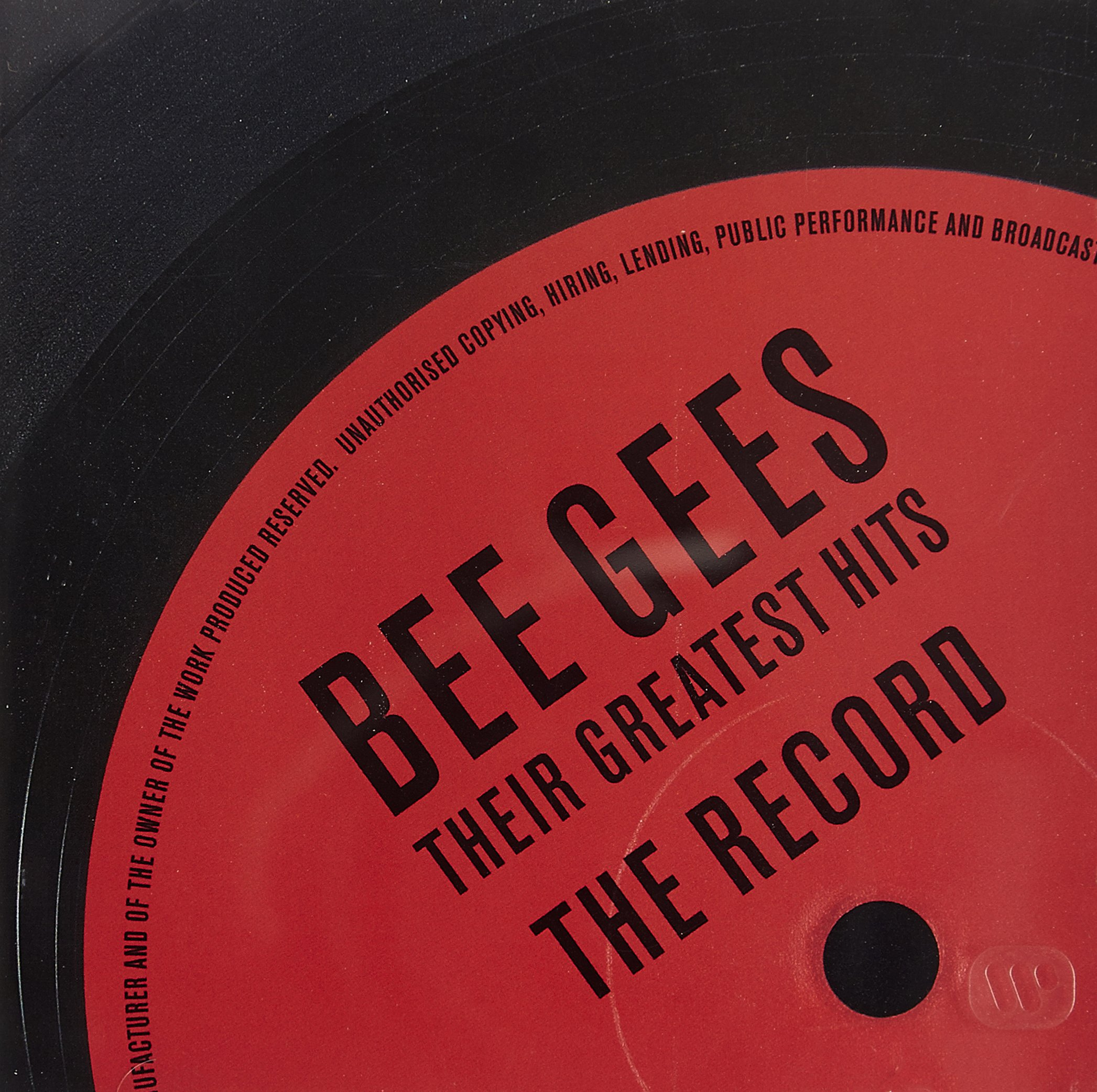 Their Greatest Hits by Bee Gees, The