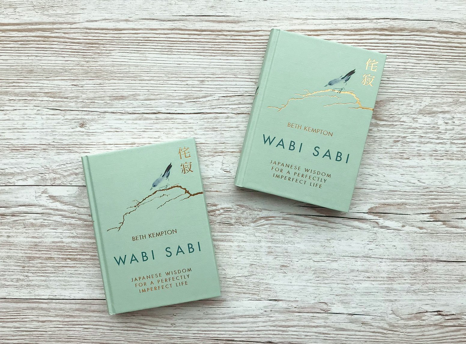 db85ded50c Wabi Sabi  Japanese Wisdom for a Perfectly Imperfect Life  Amazon.co.uk   Beth Kempton  9780349421001  Books