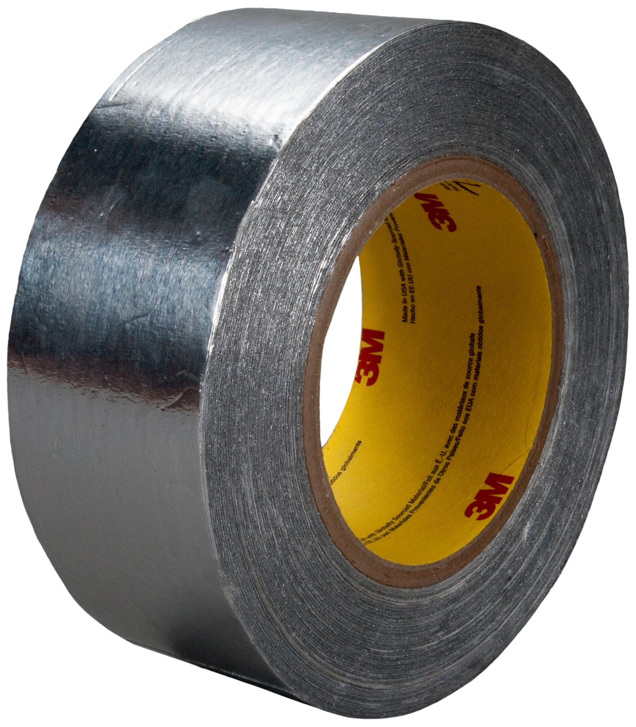 Aluminum Foil/Reinforced Tape 1430, 25 mm x 55 m 5.5 mil