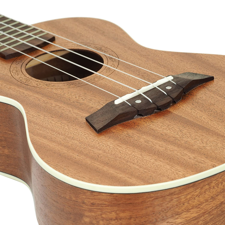concert ukulele bundle deluxe series by hola music